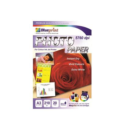 Blueprint glossy paper 210gsm a3 staplesindo blueprint glossy paper 210gsm a3 malvernweather Images