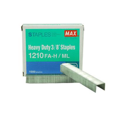 Max Stapler HD-10 1 box Max staplers 1000 stapler