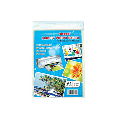 Blueprint sticker glossy paper 120gsm a4 staplesindo glossy photo paper gsp a4 210 malvernweather Images